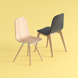 Atlas and nuba Chairs Product Design byValle Thumbnail Jorge Valle