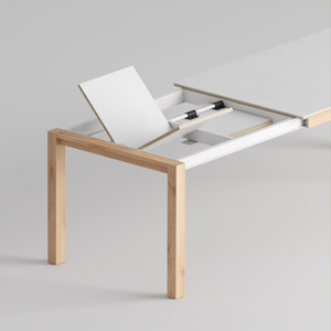 Space-saving tables Product Design byValle Thumbnail Jorge Valle