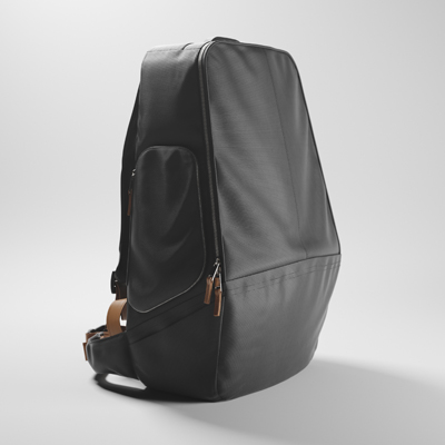 Backpack 3D Product Design byValle Thumbnail Jorge Valle